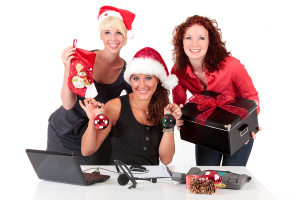 bigstock-Christmas-In-The-Office--8199425