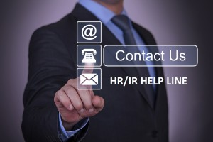 Employer Solutions Help line