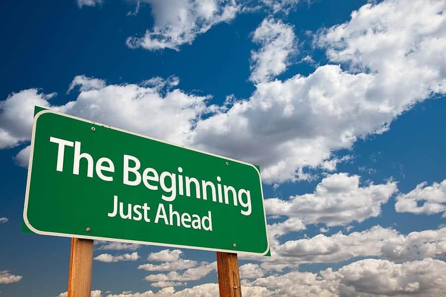22_bigstock_The_Beginning_Just_Ahead_Gree_11944724
