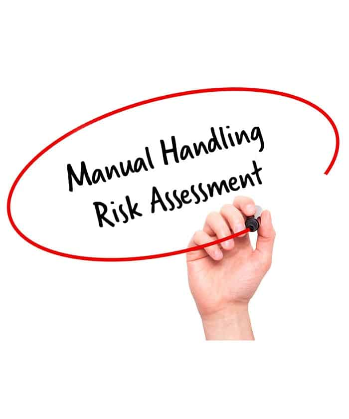 Manual Handling Risk Assessment  Signature Staff