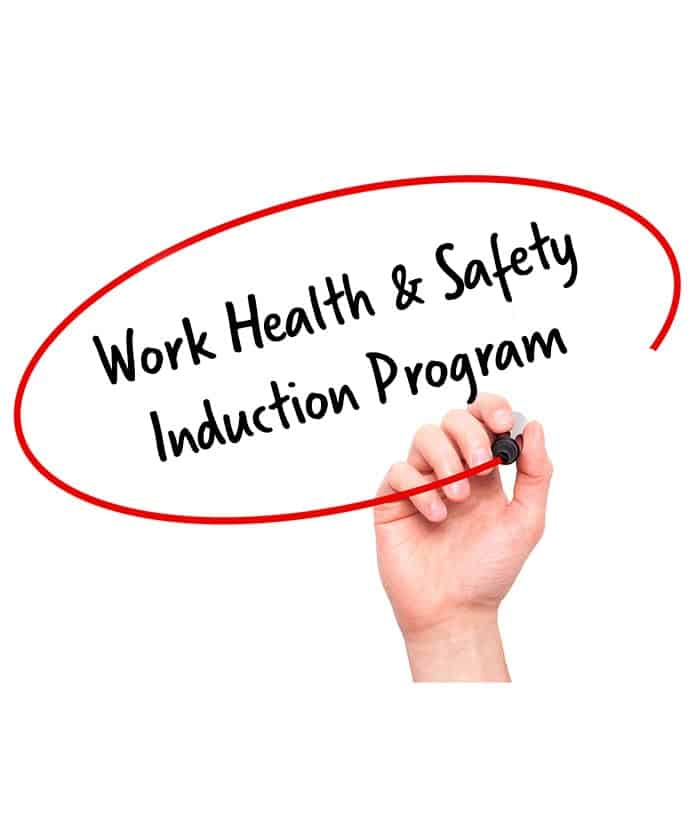 work health and safety induction program