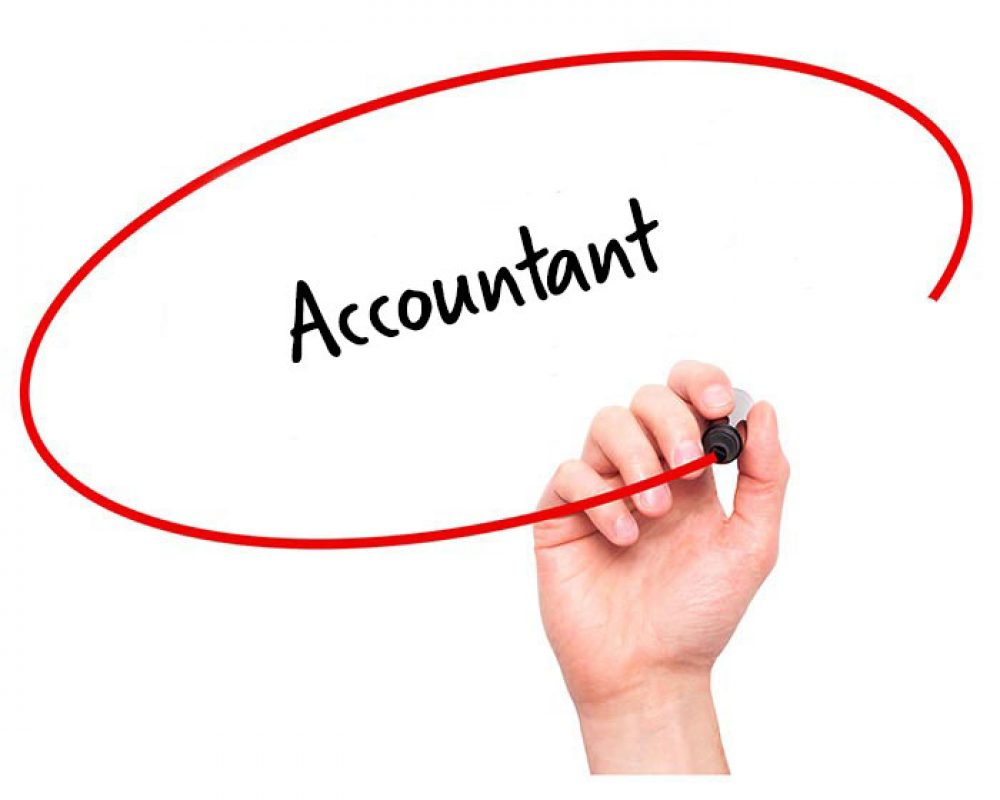 Image result for accountant written