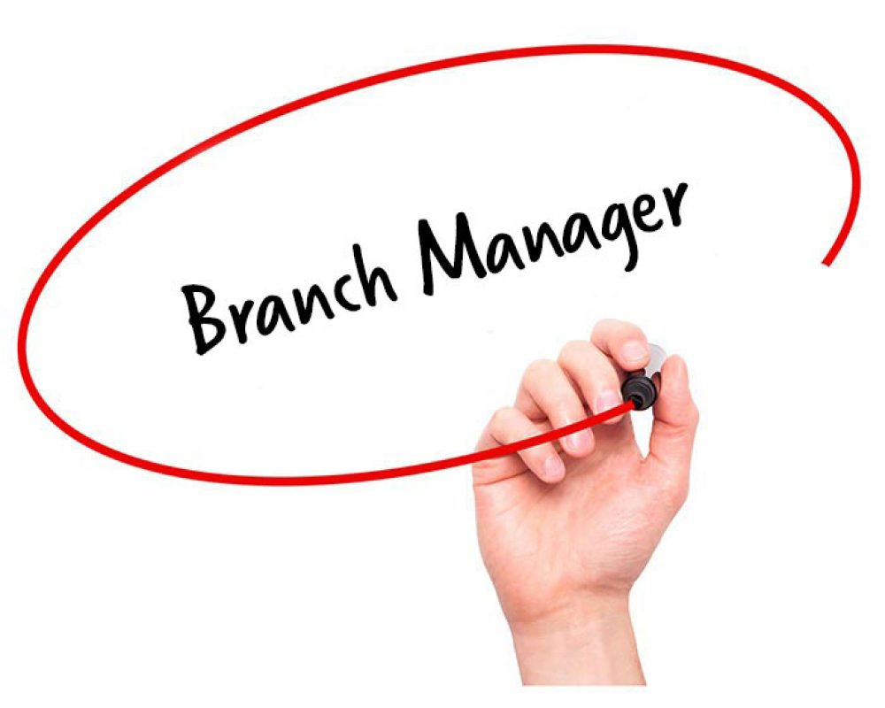 Branch Manager Job Description