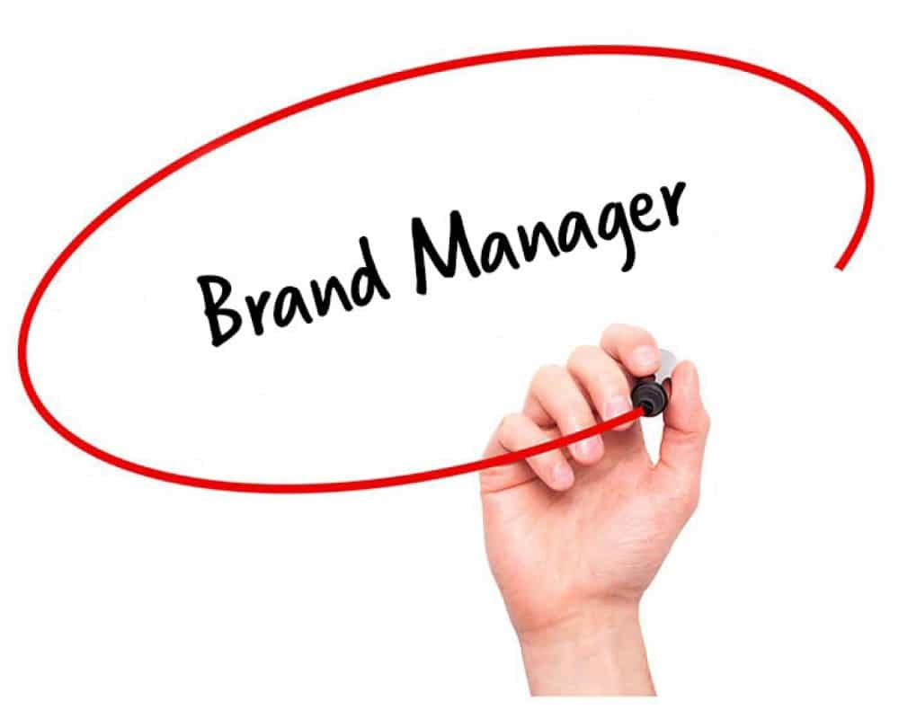 Elegant Brand Manager Job Description