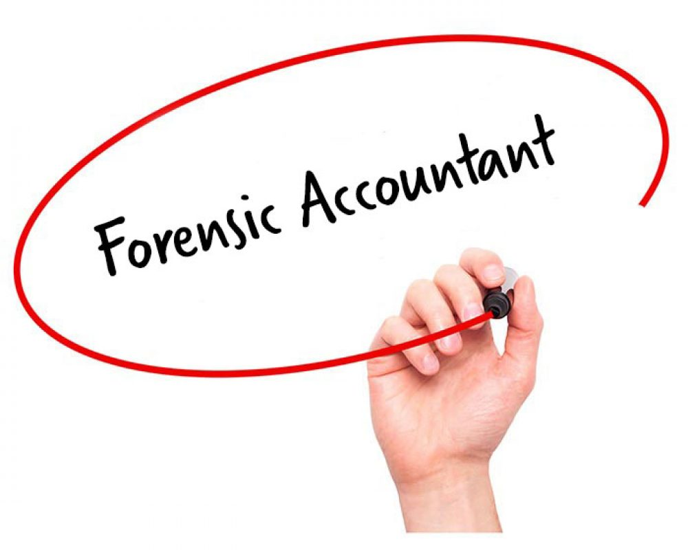 forensics accounting job description