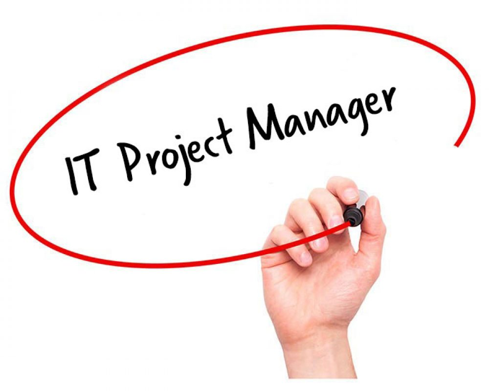 It project manager it project manager job description ccuart Images