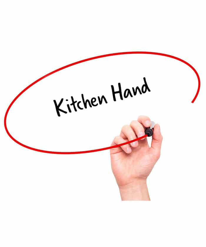 create free sample resume for kitchen hand sample resume for kitchen