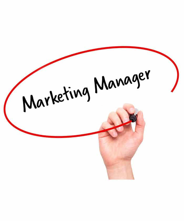 Marketing Manager Job Description - Hr Services Online