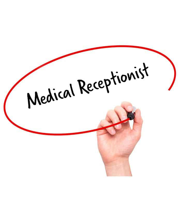Medical Receptionist  Signature Staff