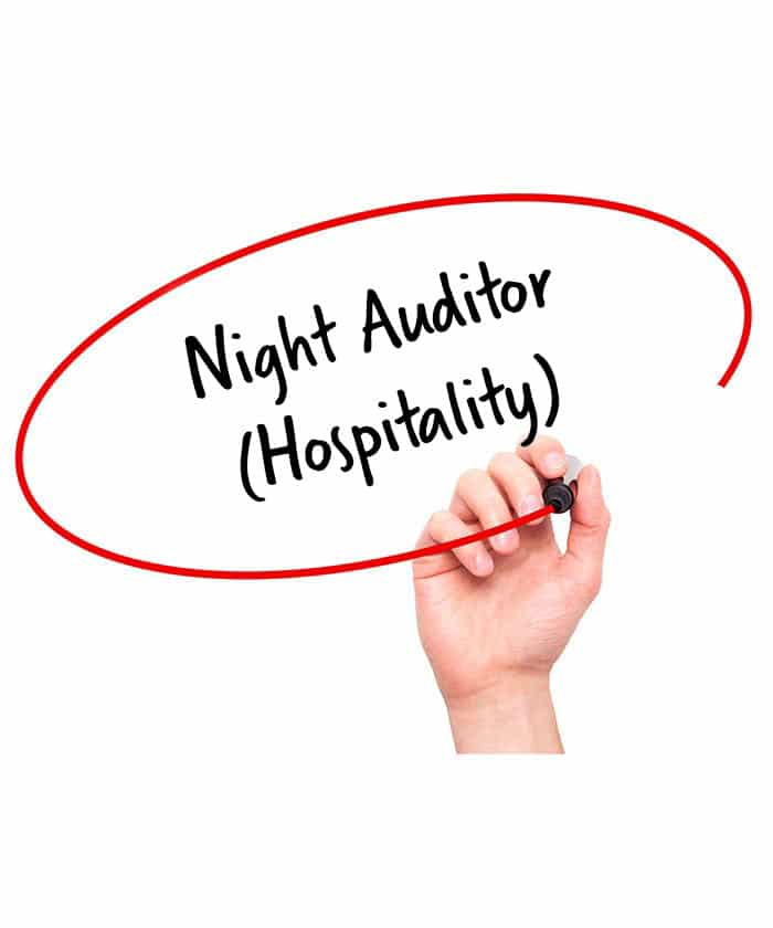 Night Auditor Job Description  Hr Services Online
