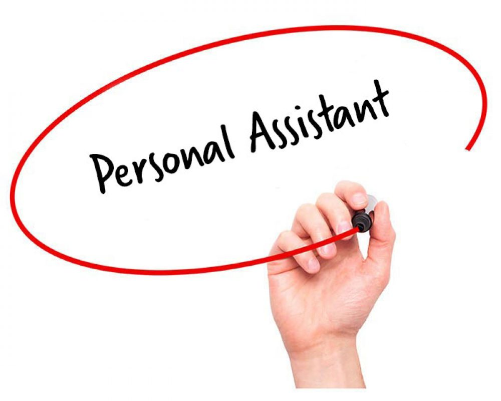 personal assistant signature staff