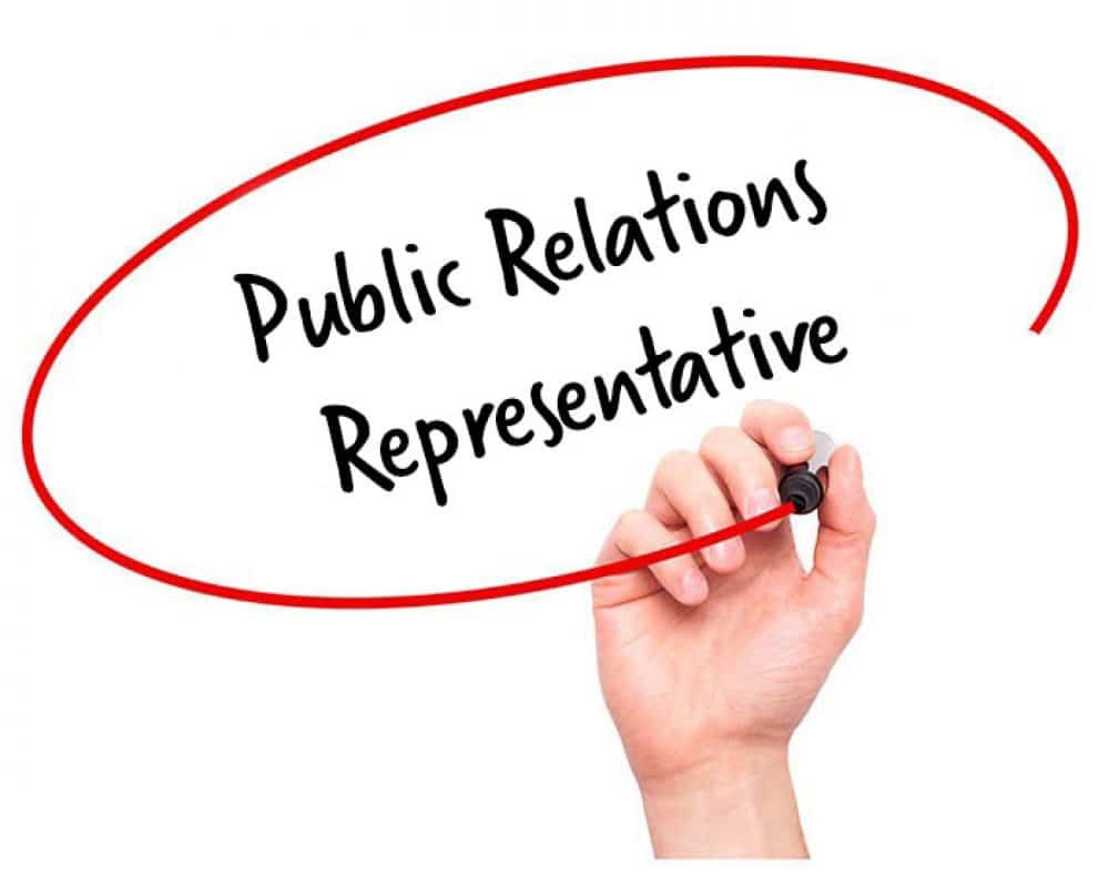 Public Relations Representative Job Description - HR Services Online