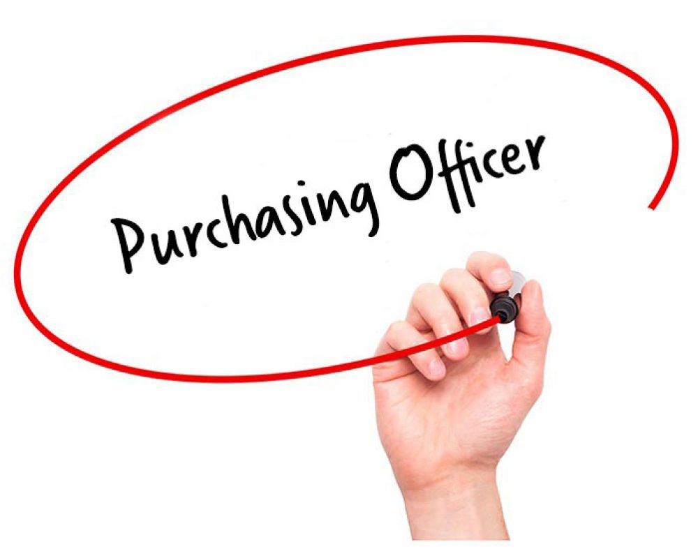 Image result for Purchase Officer