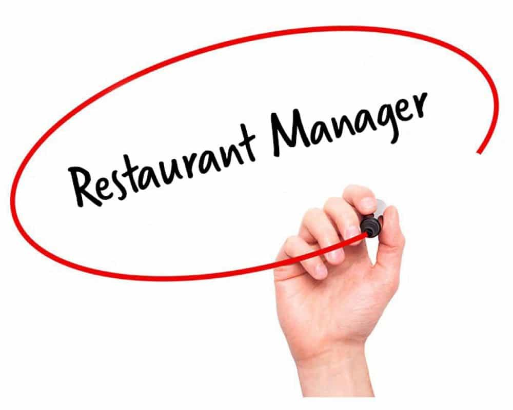 Restaurant Manager Job Description