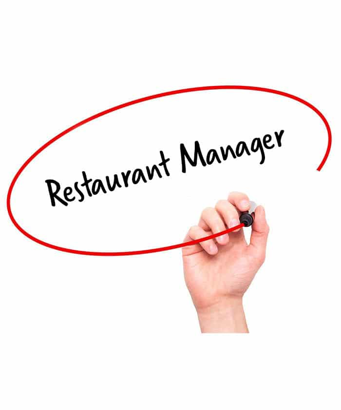 Restaurant Manager Job Description  Hr Services Online