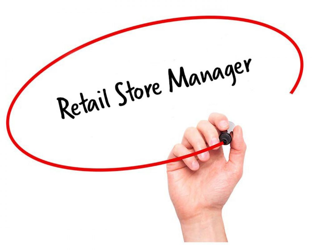 Image result for Retail Store Manager written
