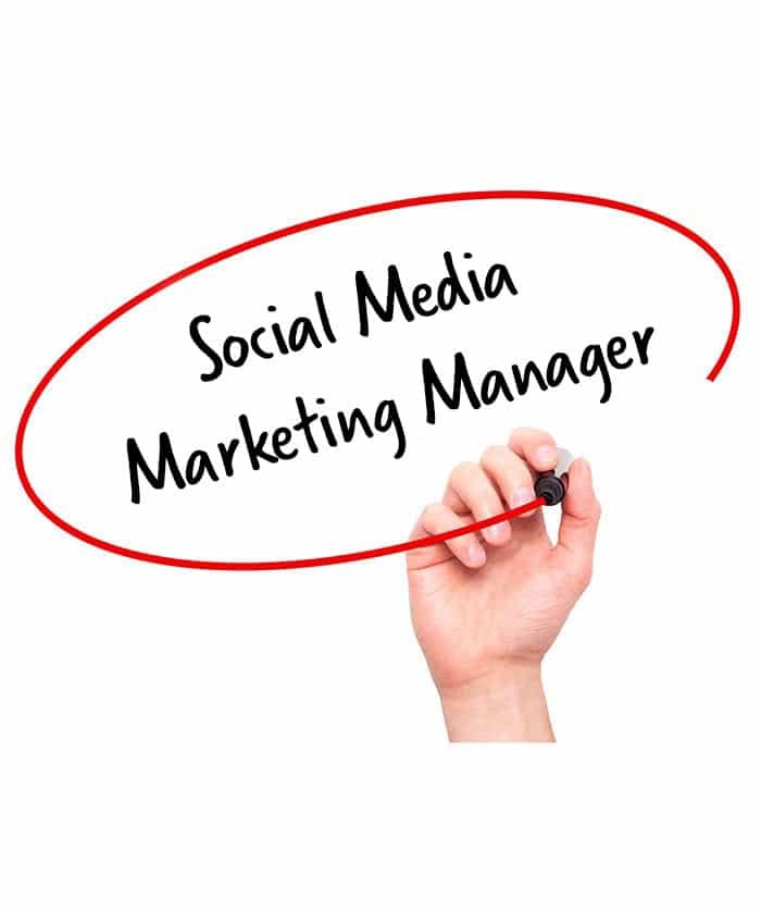 Social Media Marketing Manager Job Description  Hr Services Online