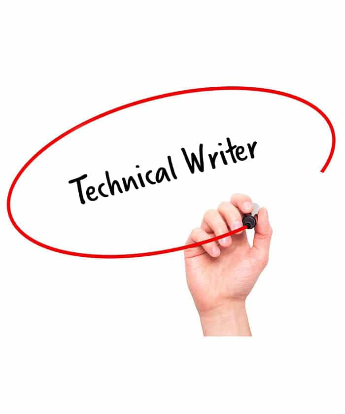 Technical Writer Job Description  Hr Services Online